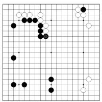 囲碁用語:千両マガリ