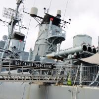 米軍艦「HEEEEE」の謎〜駆逐艦「カッシン・ヤング」