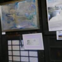 「NO NUKE☆PEACE ART展」inかぐやへ