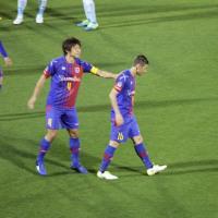 ルヴァンカップ・磐田戦