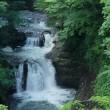 鳳鳴四十八滝と宮城峡蒸溜所