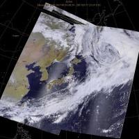 ISS放出衛星②/Satellite
