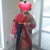 祝☆成人式 & 卒業式
