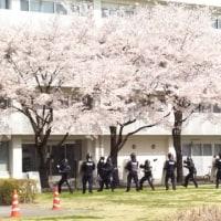 警察学校の生徒たち