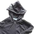 パリつれづれなるまま に買い付け-1454/adidas parka sample noir 38 size