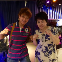 CHAKA's Loungeでした:中井祐樹さんをお迎えして
