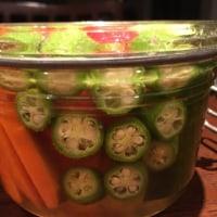 【梅干し作り&梅酢を利用して〜採れたて野菜の「ピクルス作り」】