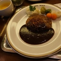 CAFE WIEN@千葉 三越内にこんな素敵なウィーンのレストランがあったなんて…