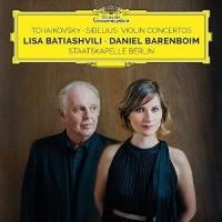 音と演奏の良いCD1(チャイコフスキー ヴァイオリン協奏曲)