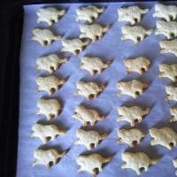 ねこちゃんクッキー、ふたたび