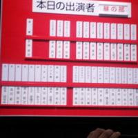 レミゼラブル 帝国劇場 6/1(土) マチネ