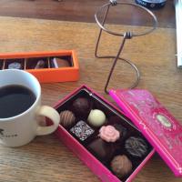 チョコをもらえる日