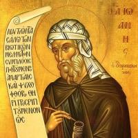 地獄について この無視された真理      ◆11、ダマスコの聖ヨハネ(7世紀の終わりから754年以前まで)