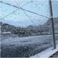 雪景色の中の月曜日~ふるさとの雪景色を見ながら~