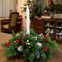 クリスマス飾りを作ろう〜キャンドルスタンド〜