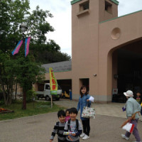 初・子供会の遠足