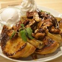 フレンチトースト専門店「Ivorish」 12月26日からの「New Year menu」試食会へ♪