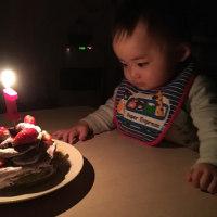 1歳お誕生会