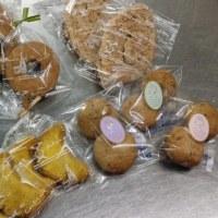 焼き菓子の新商品&臨時休業のお知らせ