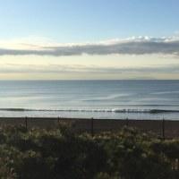 今日の波  1月18日