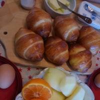 朝ごはんはパン!