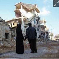 シリア  アレッポ東部で追い詰められた反体制派 撤退を前提とした即時停戦の決断を