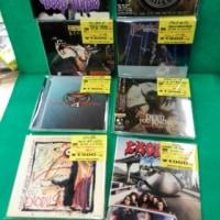 ROCK/METAL CD新入荷