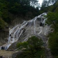 姥ヶ滝(日本の滝100選)