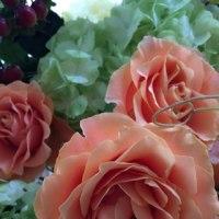 周年お祝いのお花♪