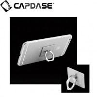 リング付きiPhone7用透明ソフトジャケット「Soft Jacket Xpose」