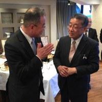 国土交通省 武藤 浩事務次官を招いての新春講演会が開催されました。
