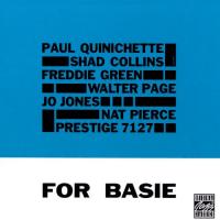 今週の一枚「フォー・ベイシー」:ポール・クニシェット(Ts)