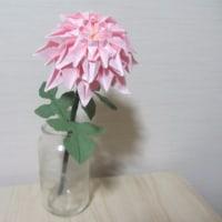 折り紙の菊