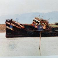 ♪大根島の廃船:廃れゆくものへの郷愁♪