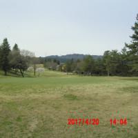 5回目のゴルフする