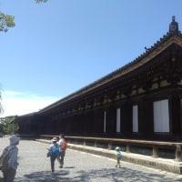 [日本][晴れ] 40年ぶりの京都に家族旅行