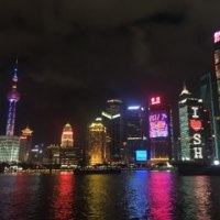 中国出張。