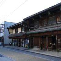 勝山散策3 (福井県勝山市) 本町通り商店街