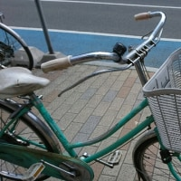 「昭和時代の自転車」!!「ロッド・ブレーキ」!!