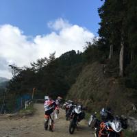 兵庫県の林道へ行ってきましたよ~!