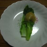 「白菜の花」