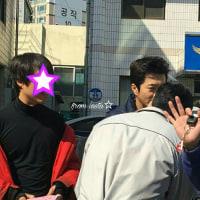 クォン・サンウ チェ・ガンヒ主演『推理の女王』 「あら クォン・サンウふふふふふふ」~(*´▽`*)