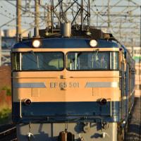 由緒正しきEF65P型