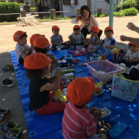西京区保育園ピクニック