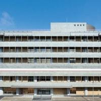 釧路市防災庁舎に通っています
