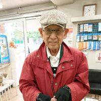 92才の介護ダイアリー、学芸大のファミマの出口で倒れ、駒沢通でタクシーを拾い、帰宅した一切が今も闇の中