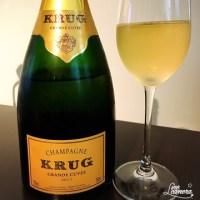 誕生日のシャンパン ★ KRUG