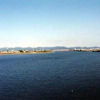 豊川河口三河湾