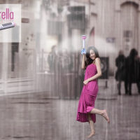 �� ��Air umbrella�������ϤDZ�γ��Ϥ��������廱��Air umbrella��