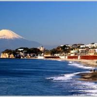 今日は富士山がきれいです♪